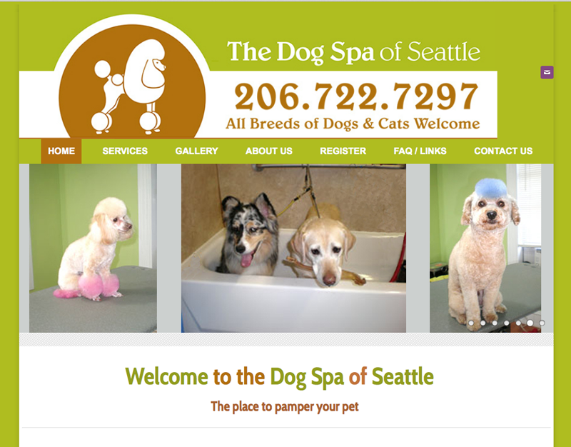 Dog Spa of Seattle