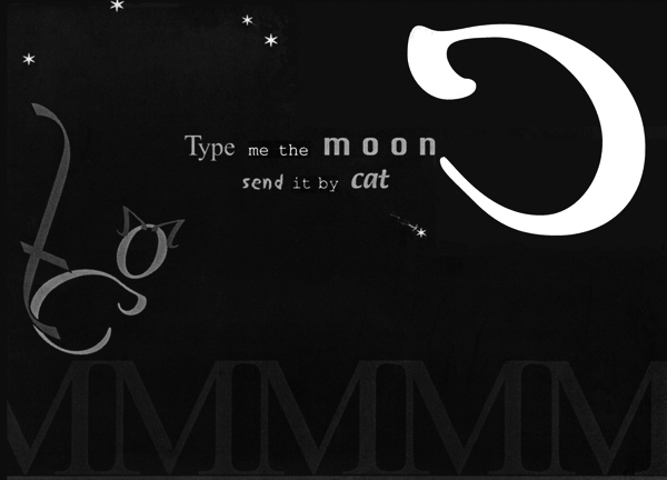 Type Me the Moon